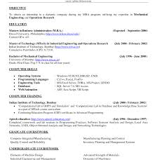 Resume Objective For Internship Nearr Psychology Internship Resume Objective School Examples 27
