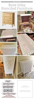 cutting edge furniture. Create Your Own Bone Inlay Stenciled Furniture Cutting Edge I