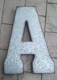 giant metal wall letters amusing large metal letters home decor giant monogram letters