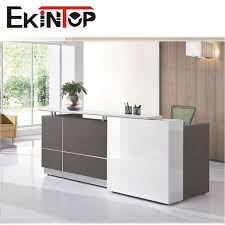 modern office reception desk portable counter table design modern q tableoffice designcou large