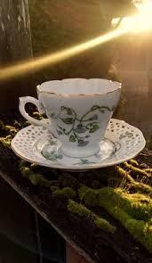 Decorating With Teacups And Saucers Royal Albert Tea Rose Teacup and Saucer SetTea Party DecorMad 19