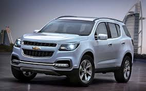 All Chevy chevy 2015 suv : Looks Like Chevy Plans on Reviving the Blazer Name Soon – Car ...