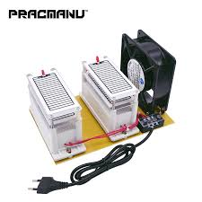 <b>220V</b>/<b>110V 20g</b>/h <b>Ozone</b> Generator <b>Ozone</b> Double Integrated Long ...