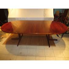 1960s dining table large dining table in teak karl erik ekselius 1960s design market