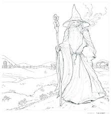 Coloring Hobbit Coloring Pages The Lord Of Rings To Print The