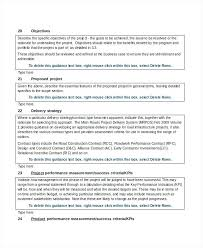 It Project Proposal Template Free Download Project Proposal Template Lapos Co