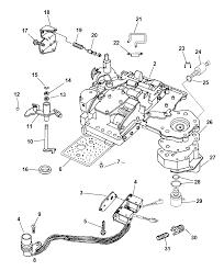 2001 jeep grand cherokee valve body thumbnail 1