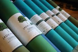 jade yoga mat share