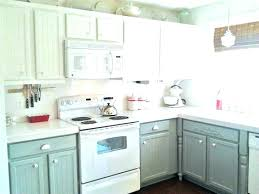 spray painting kitchen cabinets cost uk professionally s professional paint