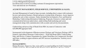 Insurance Manager Resume Discreetliasons Com Insurance Manager Resume Sample Account