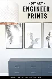 how to create inexpensive diy large wall art using engineer prints where to find amazing on large inexpensive wall art diy with large wall hanging from an engineering print pinterest