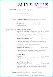 Food Service Skills Resume Food Service Resume Samples Mwb Online Co