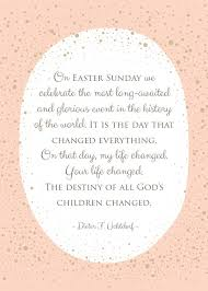 Quotes About Easter New 48 Inspiring LDS Easter Quotes Temple Square