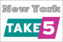 Cash 5 Frequency Chart New York Take 5 Frequency Chart For The Latest 50 Draws