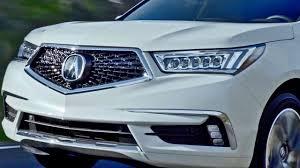 2017 Mdx Fog Lights First Look 2017 Acura Mdx