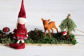 Weihnachtsdeko Idee Wichtel Lavendelblog