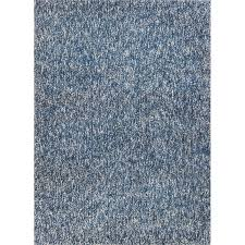 7 x 9 large indigo blue and ivory area rug bliss rc willey furniture