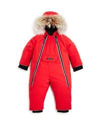 Canada Goose - Unisex Lamb Snowsuit - Baby ...