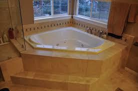 garden tub materials