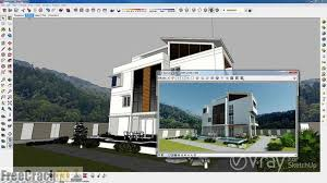 Small Picture Vray 20 For SketchUp 2016 Crack License key Latest Free