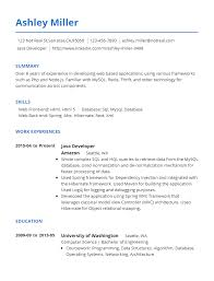 Resume Builder Templates New Resume Builder Free Resume Builder Glever