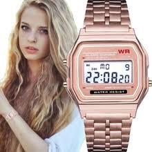 11.11День ... - gold watch с бесплатной доставкой на AliExpress