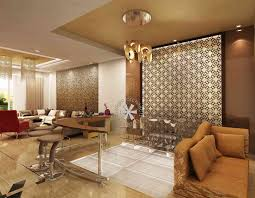 Pooja Room Designs In Living Room Living Room Villa Interior Design Inspiration