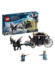 <b>Конструктор LEGO Harry</b> Potter 75951 Побег Грин-де-Вальда ...