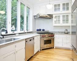 Corner Kitchen Design