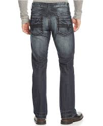 Inc Jeans Size Chart Inc Mens Modern Bootcut Jeans Created For Macys