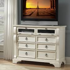 Small Dresser For Bedroom Small Spaces Design With White Polished Wooden Dresser In Gray