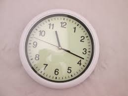 wall clock for office. light sensor wall clocklight in the dark clockoffice round clock for office