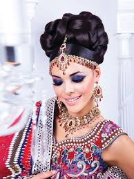 wedding makeup bridal hair wedding updo mua by zaiba khan