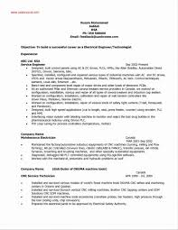 Electrical Engineer Resume Sample Unique Build And Release Engineer