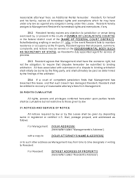 Hunting Lease Agreement Land Rental And Lease Form Sample Printable Pro Landlord Monster 22