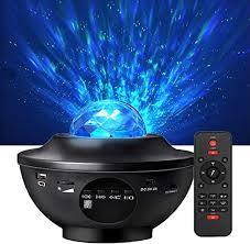 <b>Starry Night</b> Light Projector Bedroom,<b>Galaxy</b> Projector Light Ocean ...