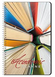 College Academic Planners Amazon Com Undated Student Planner Middle School High School
