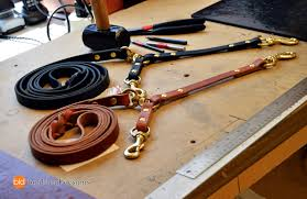 custom designed leather dog leash the leash of your dreams