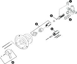 how to fix a moen shower faucet shower faucet repair single handle kitchen faucet repair diagram how to fix a moen shower faucet