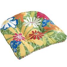 whimsical garden chair cushion garden
