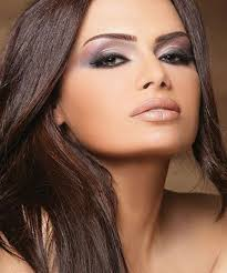 best makeup for brown eyes and tan skin
