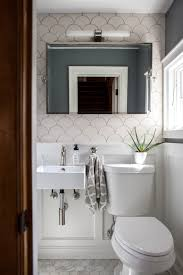 Toilet And Sink In One 12 Ways Fish Scale Tiles Will Complete All Your Mermaid Dreams