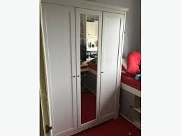 Ikea wardrobe lighting Mens Small Ikea Wardrobe Light Grey Excellent Condition Kristensworkshopinfo Ikea Wardrobe Light Grey Excellent Condition Sandwell Walsall