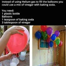 no helium balloons more diy 1st birthday decorationssummer