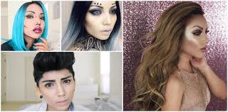 herself into any form whether it is a ic art or the famous singer zayn malik she is an amazing artist who augmented the use of makeup brushes