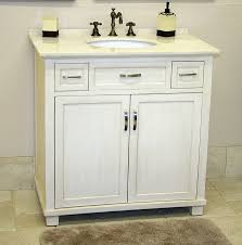 Bathroom Sink Furniture Cabinet Bath Faucets Bathroom Sink Cabinets White 3 Designs Of