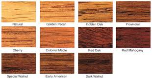 Lowes Stain Color Chart Lowes Stain Colors For Wood Home Design Ideas