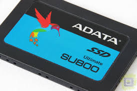 Обзор <b>SSD</b>-<b>накопителя ADATA</b> Ultimate SU800 <b>512GB</b> (512 Гбайт ...