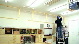 garage hanging storage charming hanging shelves from ceiling garage hanging storage systems roof storage shelving systems hanging shelves overhead diy