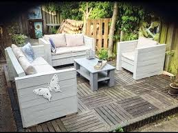 garden furniture pallets. diy patio furniture with pallets garden